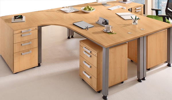 Bestellen Sie online Rollcontainer für Ihr Büro. - Top Büromöbel